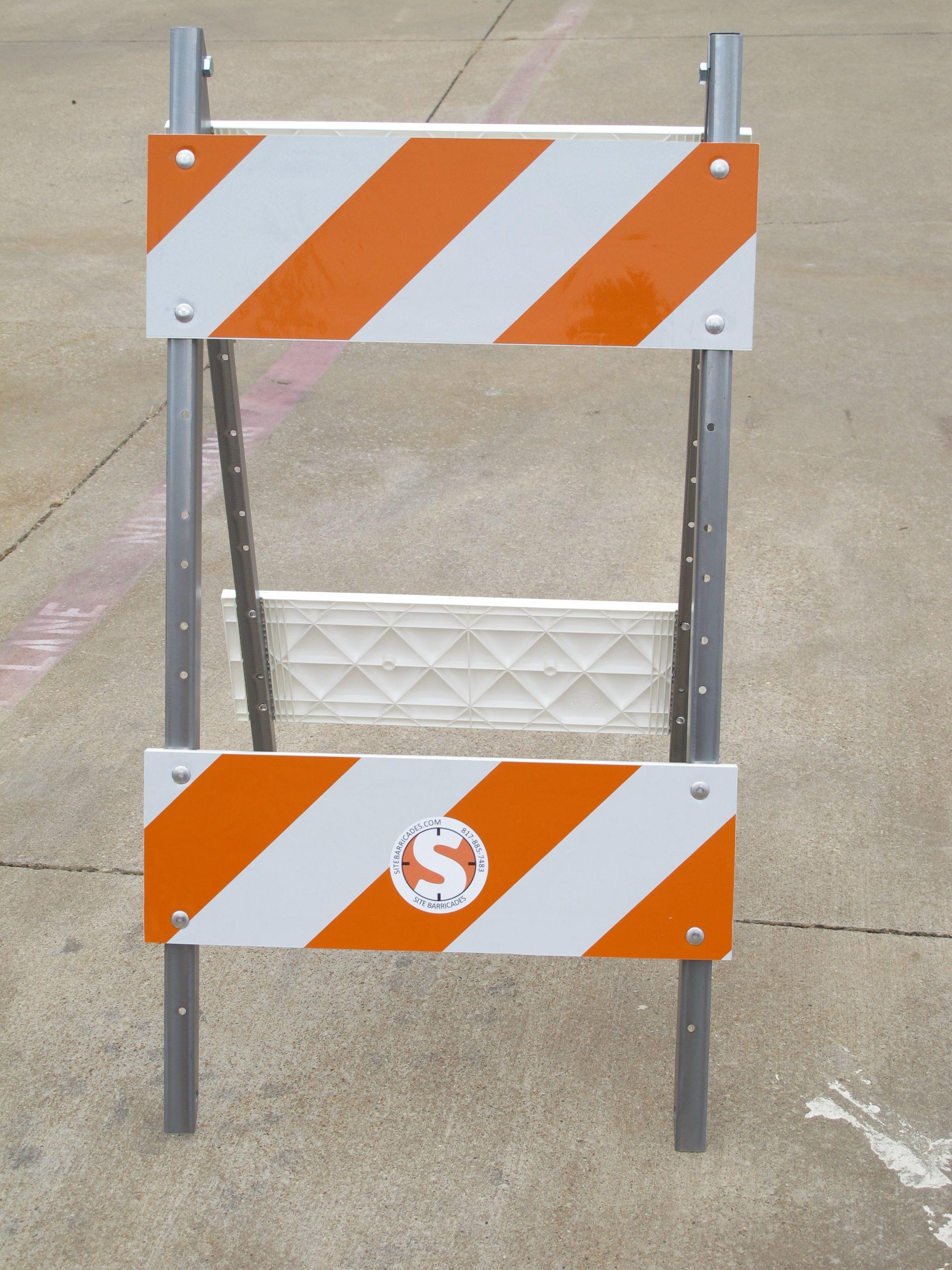 Type II Site Barricades Type 2 Barricade